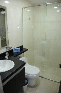 Hotel Villeta Suite Triple Ventilador