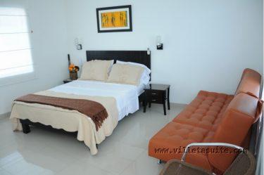 Hotel Villeta Suite Habitación Cuadruple Luxury