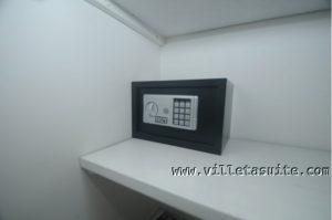 Hotel Villeta Suite Cajilla de Seguridad