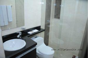 Hotel Villeta Suite Doble Cama Auxiliar AA
