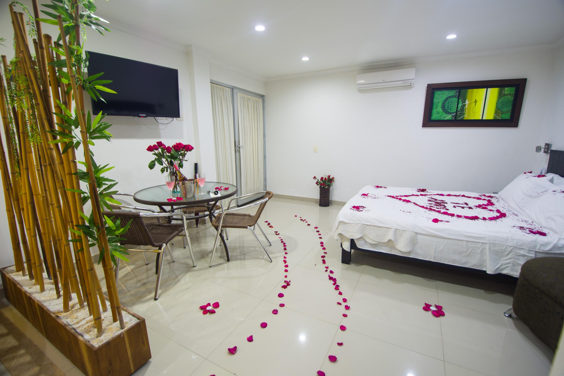 Hotel Villeta Suite Habitación Doble Luxury