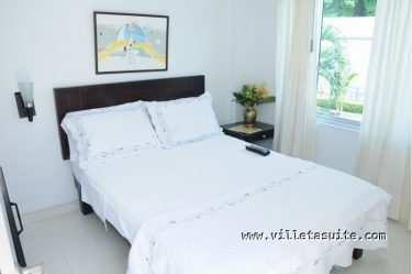 Villeta Suite Doble con Ventilador